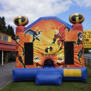 The Incredibles Weekend Hire $190.00