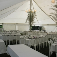 12m x 18m Electron Marquee, Unlined