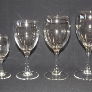 Port and  Wine Glasses