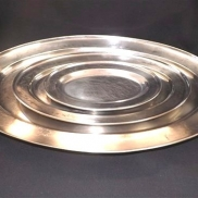 Platters Stainless Steel